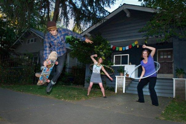 gypsea daniel hooping skateboarding 2412 D street